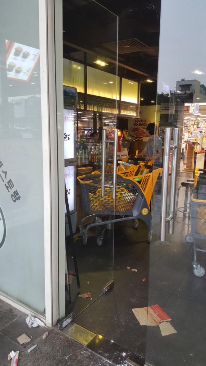 Bảo trì nhà hàng Gogi House tại Emart Gò Vấp