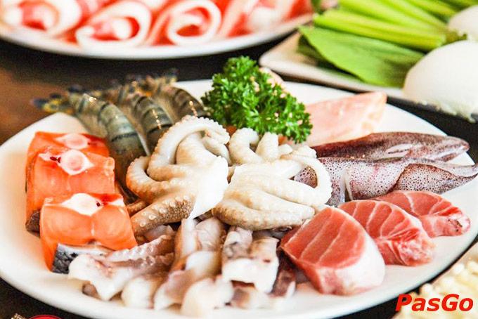 Các Nhà hàng Kichi Kichi TP. HCM