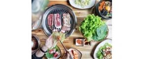 Đổi vị với món nướng Hàn Quốc độc đáo tại GoGi House