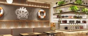 Thi công Chuỗi nhà hàng Holi-Crab tại Phan Xích Long - HCM